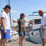 szkolenia na Mazyrach - żeglarskie i motorowodne