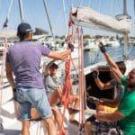 szkolenie dla firm - żeglarz jachtowy